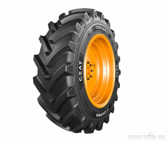 Гуми за трактори CEAT IF 710/70 R 42 TORQUEMAX 179D TL 0 - Трактор БГ