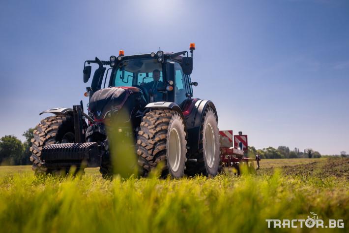 Гуми за трактори Nokian 540/65R30 155D/152E GROUND KING TL-ИНТЕЛИГЕНТНИ ГУМИNOKIAN TYRES INTUITUTM 9 - Трактор БГ