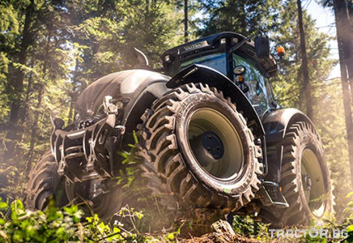 Гуми за горска техника Nokian 600/65R34  163D Tractor King SB TL 2 - Трактор БГ