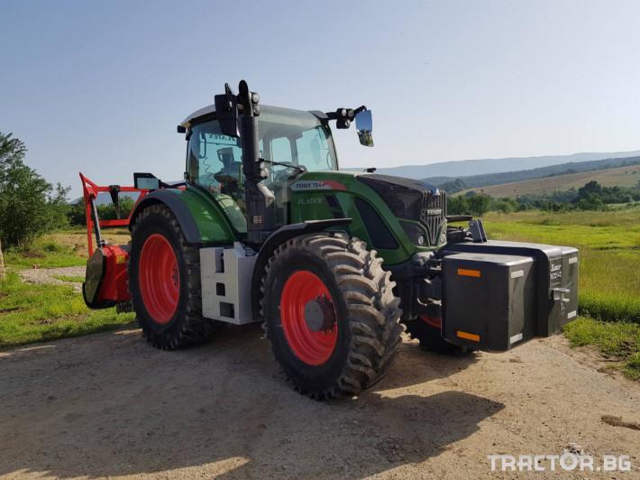 Гуми за горска техника Nokian 650/85R38  178D Tractor King SB TL 0 - Трактор БГ