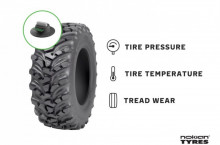 Nokian 710/70R42 179D/175E GROUND KING TL-ИНТЕЛИГЕНТНИ ГУМИNOKIAN TYRES INTUITUTM