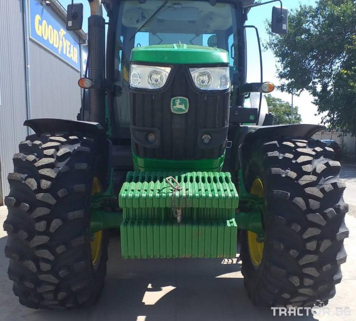 Гуми за трактори Nokian 710/70R42 179D/175E GROUND KING TL-ИНТЕЛИГЕНТНИ ГУМИNOKIAN TYRES INTUITUTM 1 - Трактор БГ