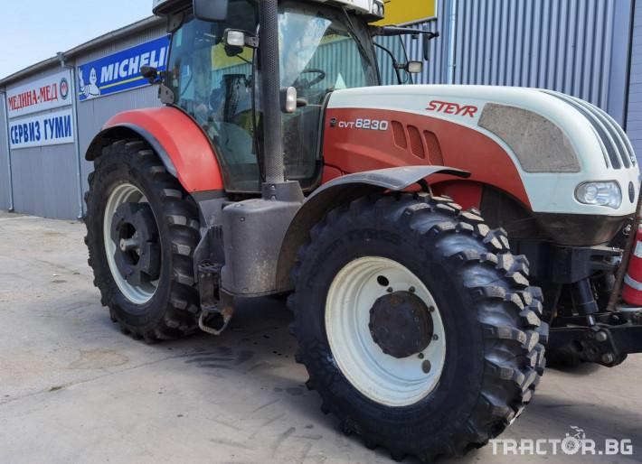 Гуми за трактори Nokian 650/65R42 170D/167E GROUND KING TL-ИНТЕЛИГЕНТНИ ГУМИNOKIAN TYRES INTUITUTM 2 - Трактор БГ